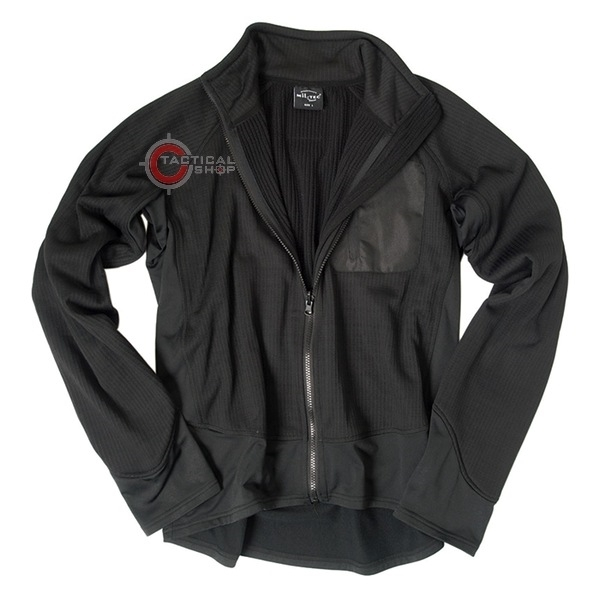 Picture of Πουκάμισο Thermofleece Mil-Tec Tactical Shirt Μαύρο