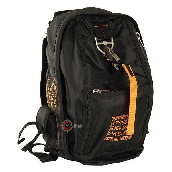 Picture of Σακίδιο Πλάτης Vintage Mil-Tec Deployment Bag 6 Μαύρο