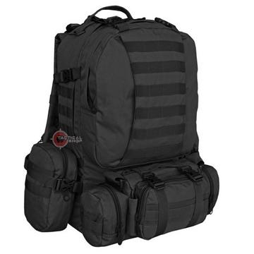 Εικόνα της Σακίδιο Πλάτης Backpack Defense Pack Assembly Μαύρο