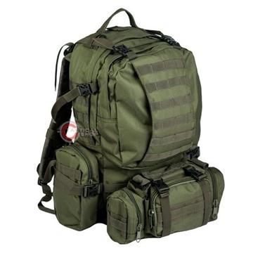 Εικόνα της Σακίδιο Πλάτης Backpack Defense Pack Assembly Χακί