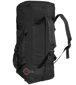 Εικόνα της Ταξιδιωτικός Σάκος Combat Duffle Bag Μαύρος