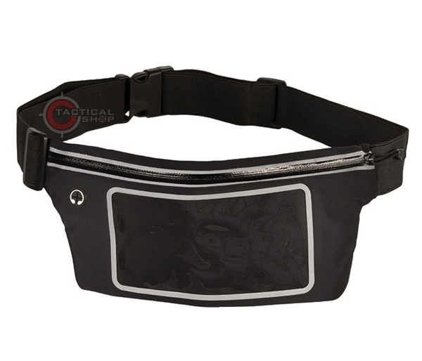 Picture of Τσαντάκι Μέσης Lycra Pouch Clear