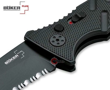 Εικόνα της Σουγιάς Αυτόματος Boker Plus Strike Tanto Knife