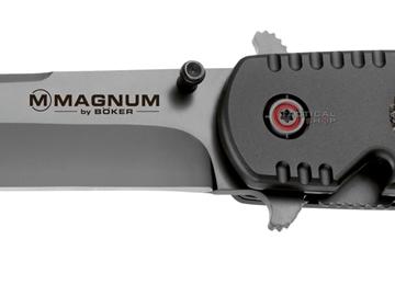 Εικόνα της Σουγιάς Διάσωσης Boker Magnum Dark Lifesaver Rescue Knife