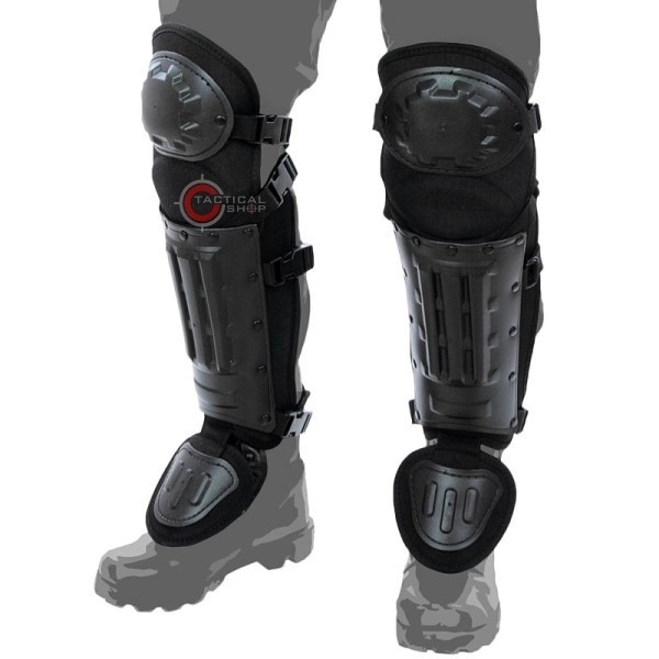 Picture of Πολυμερές Προστατευτικά Ποδιού Mil-Tec Anti Riot Leg