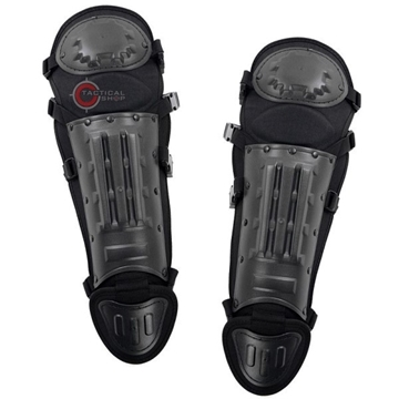 Εικόνα της Πολυμερές Προστατευτικά Ποδιού Mil-Tec Anti Riot Leg