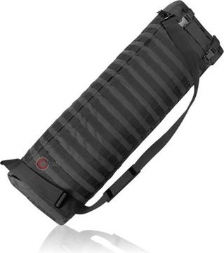 Εικόνα της Θήκη Όπλου Mil-Tec Double Strap Μαύρη