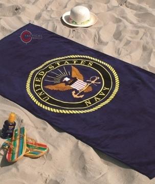 Εικόνα της Πετσέτα Θαλάσσης USA Navy Towel