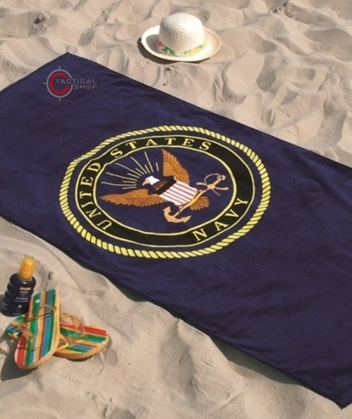 Picture of Πετσέτα Θαλάσσης USA Navy Towel