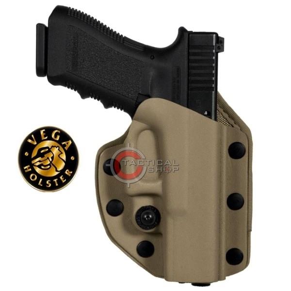 Picture of Vega VKK809 πιστολοθήκη πολυμερές για πιστόλια Glock 19-23-32-38