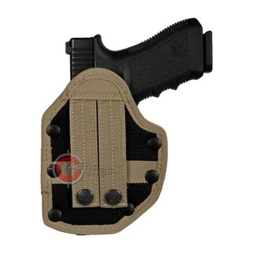 Εικόνα της Vega VKK809 πιστολοθήκη πολυμερές για πιστόλια Glock 19-23-32-38