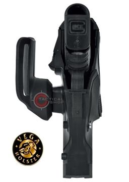 Εικόνα της Πιστολοθήκη Vega Cama DCH804 Retention level III για πιστόλια Glock mod. 17-22-31-37