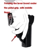 Picture of Πιστολοθήκη Vega Shockwave SHWC009L Glock mod. 17-22-31-37