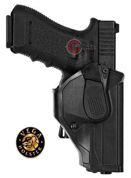 Picture of Πιστολοθήκη Vega Cama CCH809 Concealment πιστόλια Glock mod. 19-23-25-32-38