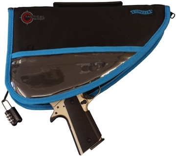 Εικόνα της Θήκη Όπλου Walther Pistol Bag Blue Line M 25 x 14 cm
