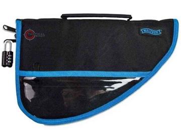 Εικόνα της Θήκη Όπλου Walther Pistol Bag Blue Line L 31 x 20 cm