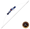 Picture of Τόξο Beetle Bow Reflex 20 lbs White