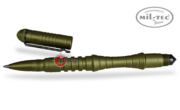 Εικόνα της Στυλός αυτοάμυνας Mil-Tec Tactical Pen Χακί