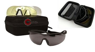 Εικόνα της Γυαλιά Σκοποβολής Κυνηγίου Mil-Tec Sports Glasses