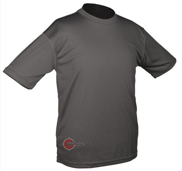 Picture of Μπλουζάκι T-Shirt Αντιιδρωτικό Mil-Tec QuickDry Γκρι
