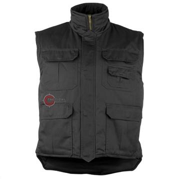 Εικόνα της Γιλέκο αμάνικο Mil-Tec Ranger Vest Μαύρο