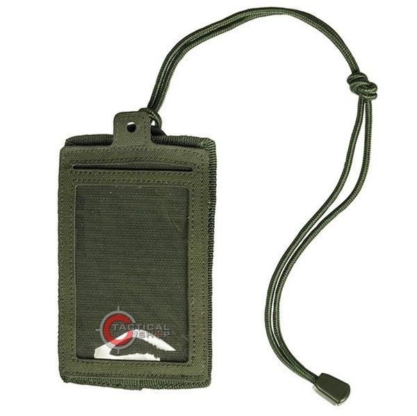 Picture of Θήκη Ταυτότητας Mil-Tec ID Card Case Χακί