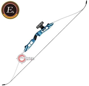 """Εικόνα της Τόξο ΕΚ Blue Jazz 62"""" - 30 lbs Archery Bow"""