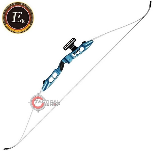 """Picture of Τόξο ΕΚ Blue Jazz 62"""" - 30 lbs Archery Bow"""