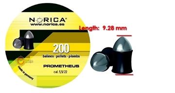 Εικόνα της Bολίδες Norica Prometheus 5,5mm
