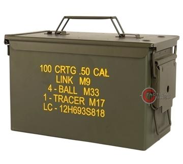 Εικόνα της Μεταλλικό Κουτί Στεγανό Αποθήκευσης US M2A1 CAL.50