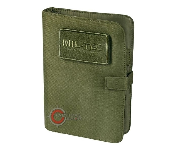 Picture of Σημειωματάριο Μil-Tec Tactical Notebook Λαδί