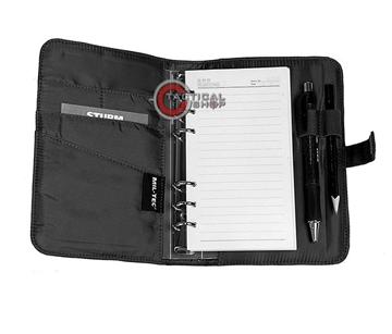 Εικόνα της Σημειωματάριο Μil-Tec Tactical Notebook Μαύρο
