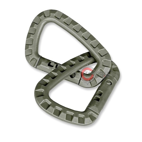 Picture of Carabiner Mil-Tec ABS Γκρι