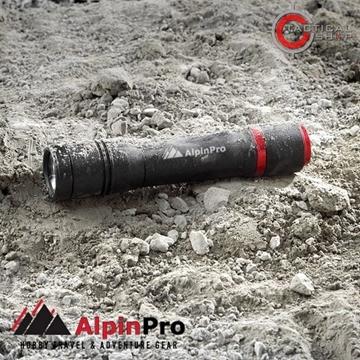 Εικόνα της Επαναφορτιζόμενος Φακός ΑlpinPro TM-04R 1000Lumens