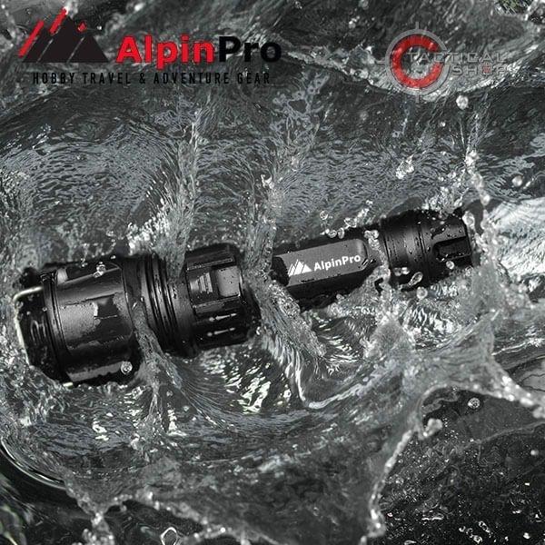Picture of Καταδυτικός Επαναφορτιζόμενος Φακός ΑlpinPro DV-01R 1000Lumens