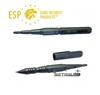 Picture of ESP Tactical Pen & Kubotan Μαύρος ΚΒΤ-02 στυλός αυτοάμυνας