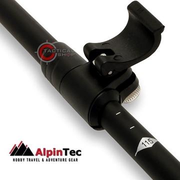 Εικόνα της Carbon Μπατόν Πεζοπορίας AlpinTec FC80