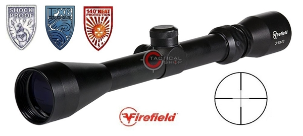 Picture of Διόπτρα Firefield 3-9x40 Agility