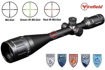 Εικόνα της Διόπτρα Firefield MilDot & Parallax 8-32x50AO IR Tactical