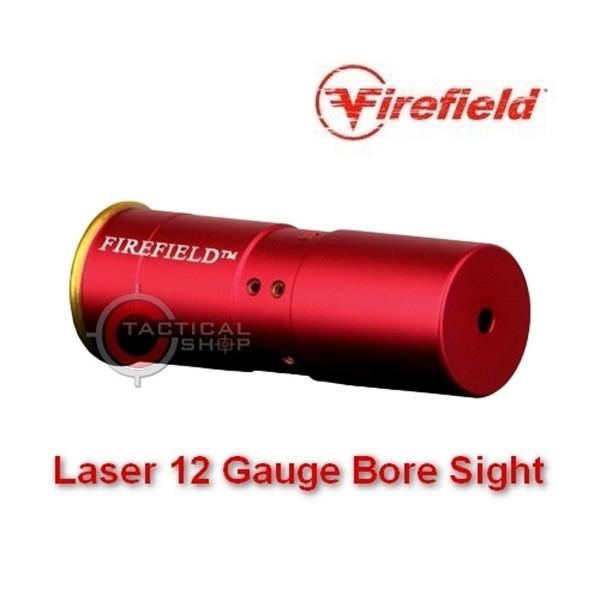 Picture of Firefield Laser φυσίγγιο cal 12 για την ρύθμιση των σκοπευτικών του όπλου