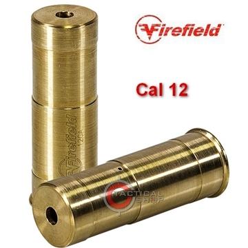 Εικόνα της Firefield Laser φυσίγγιο ορείχαλκου cal 12 για την ρύθμιση των σκοπευτικών του όπλου