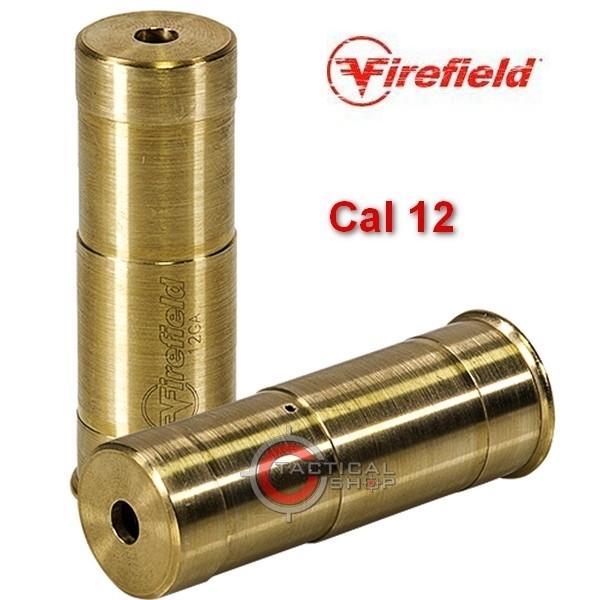 Picture of Firefield Laser φυσίγγιο ορείχαλκου cal 12 για την ρύθμιση των σκοπευτικών του όπλου
