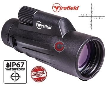 Εικόνα της Μονοκυάλι BAK-4 Firefield Siege 10x50R Tactical Monocular