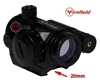 Picture of Firefield Micro Dot Sight Combat 1x22 with Red Laser