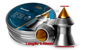 Εικόνα της Βληματάκια H&N Sport Hornet 5.5mm