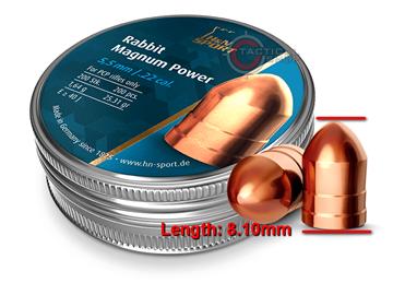 Εικόνα της Βληματάκια H&N Sport Rabbit Magnum Power 5.5mm