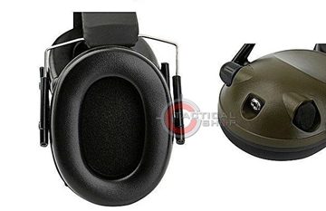 Εικόνα της Ηλεκτρονικές ωτοασπίδες Mil-Tec Active Ear Protection Χακί