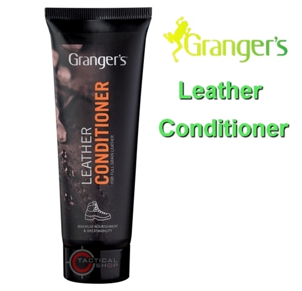 Picture of Κρέμα Αδιαβροχοποίησης Leather Conditioner Granger's