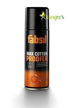 Εικόνα της Σπρευ Αδιαβροχοποίησης & Αποκατάστασης Wax Cotton Fabsil