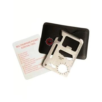 Εικόνα της Κάρτα Επιβίωσης Mil-Tec Survival Tool Card
